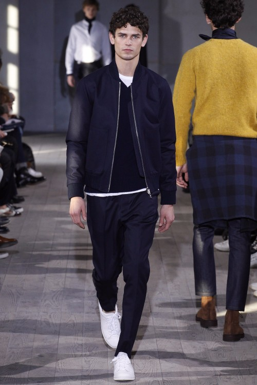 Officine Generale Menswear FW 2017 Paris18