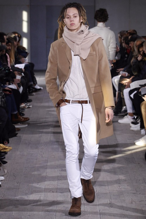 Officine Generale Menswear FW 2017 Paris2