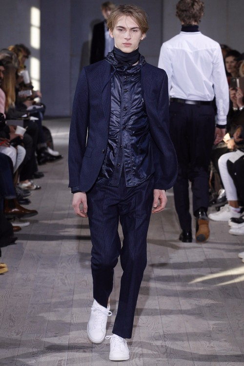 Officine Generale Menswear FW 2017 Paris20