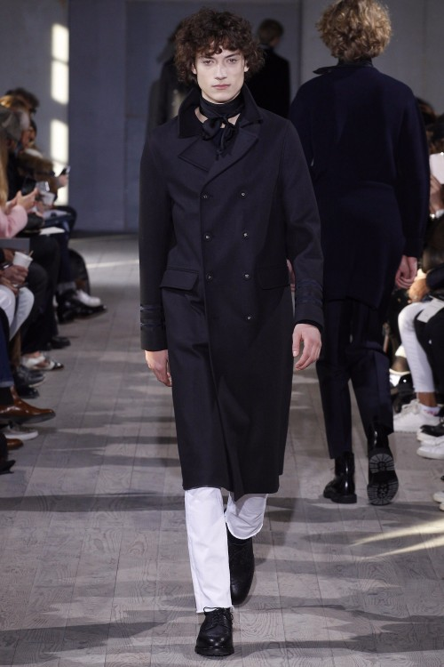 Officine Generale Menswear FW 2017 Paris23