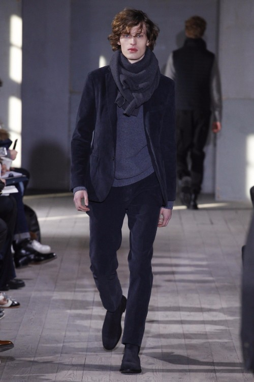 Officine Generale Menswear FW 2017 Paris29