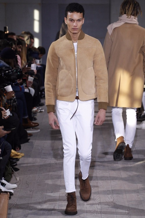 Officine Generale Menswear FW 2017 Paris3