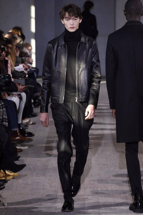 Officine Generale Menswear FW 2017 Paris34