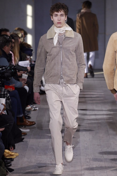 Officine Generale Menswear FW 2017 Paris4