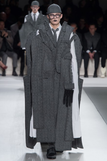 Thom Browne Menswear FW 2017 Paris (28)