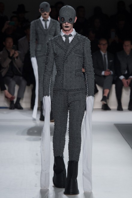 Thom Browne Menswear FW 2017 Paris (3)