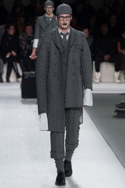Thom Browne Menswear FW 2017 Paris (35)