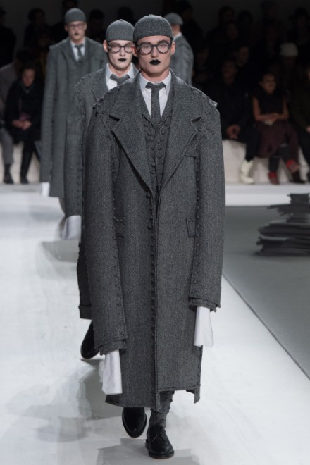 Thom Browne Menswear FW 2017 Paris (40)