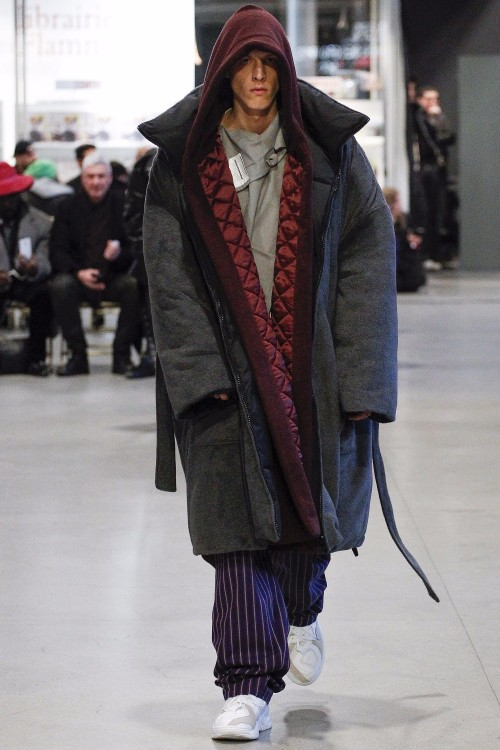 Vetements Menswear FW 2017 Paris30