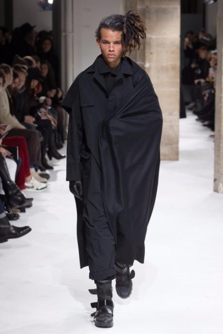 Yohji Yamamoto Menswear FW 2017 Paris42