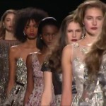 Badgley Mischka F/W 2017 NYFW | FULL SHOW (Video)