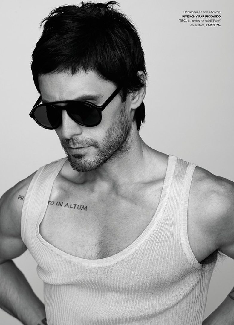 Jared Leto by Thomas Whiteside