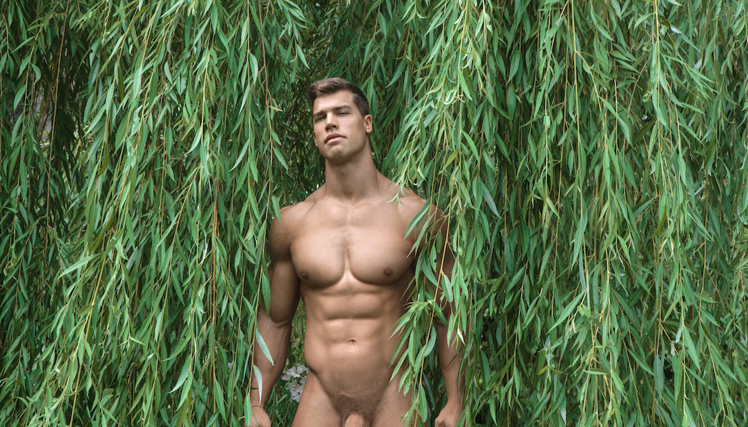 Kris Evans by Rick Day