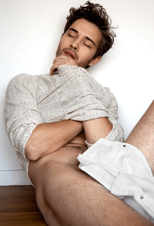 Francisco Lachowski by Karl Simone