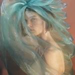 Sara Grace Wallerstedt, Cara Taylor & Ansley Gulielmi by Mert Alas and Marcus Piggott
