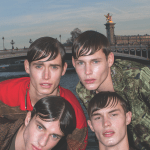 Sascha Wolf, Max Snippe, Kit Butler & Paul Tardiveau by Diego Villarreal