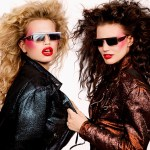 Daphne Groeneveld and Rianne ten Haken by Inez & Vinoodh