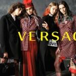 Versace's F/W 2017.18 Campaign ft. Gigi Hadid, Mica Arganaraz, Taylor Hill & Vittoria Ceretti