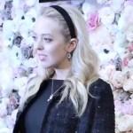 Tiffany Trump Designs Jewelry (Video)