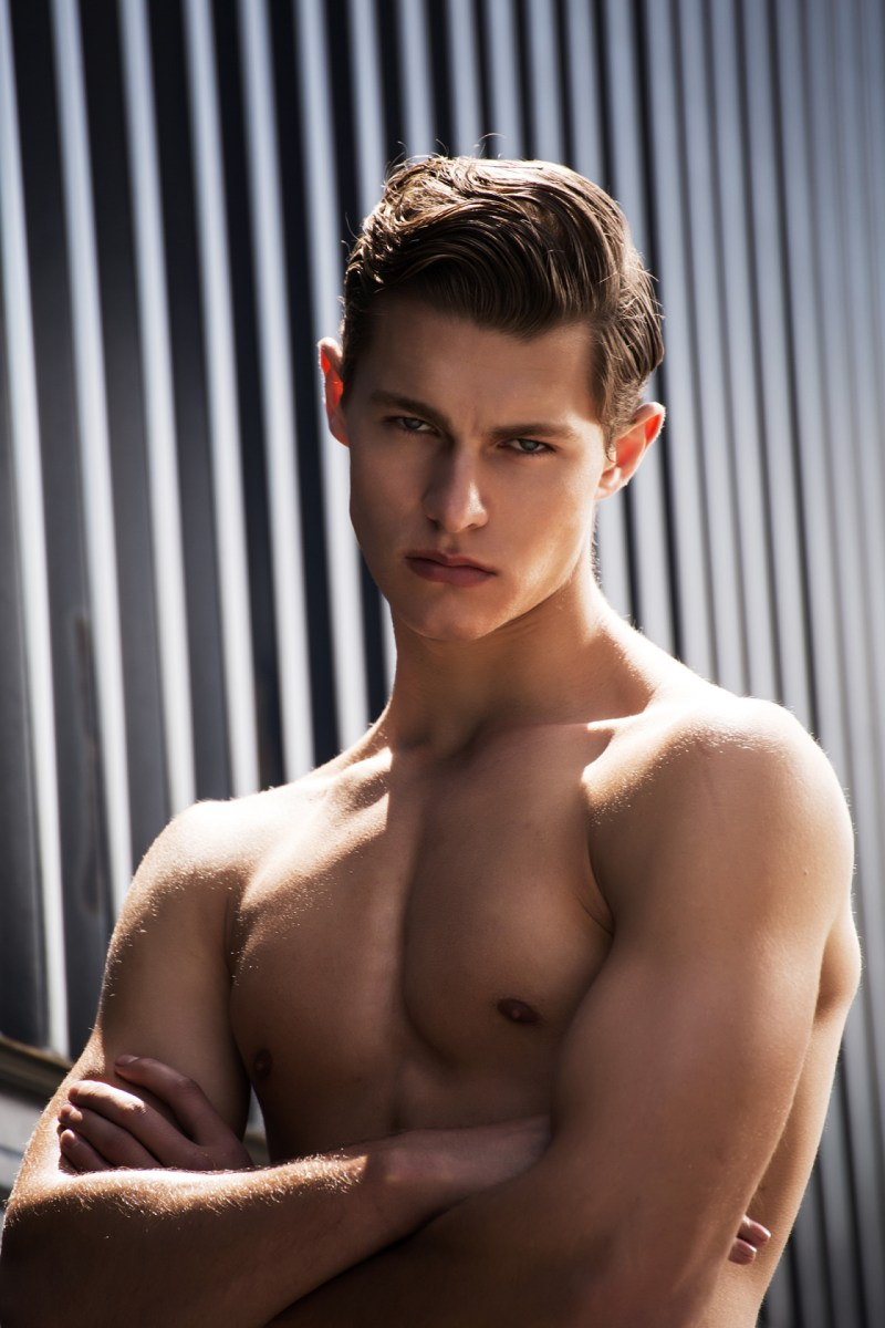 Zachary Grenenger by Brent Chua