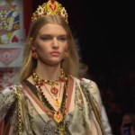 Dolce & Gabbana RTW S/S 2018 MFW | FULL RUNWAY SHOW (Video)