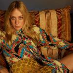 Chloë Sevigny by Thomas Whiteside