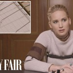 Jennifer Lawrence Takes a Lie Detector Test (Video)
