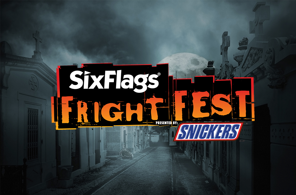 Six Flags Fright Fest in Jackson New Jersey
