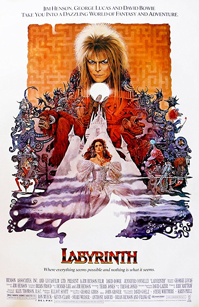 "Film, ""Labyrinth"" to be Screened in Theaters for 3-Day Event"