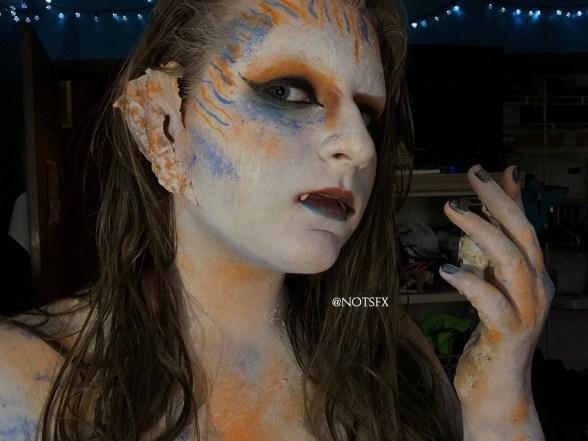 vampire - SFX Designer, Nikki Migliore