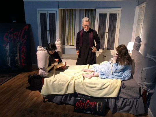 museum - A Review of the 2018 Horror Convention, Monsterpalooza