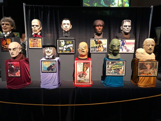 museum 2 - A Review of the 2018 Horror Convention, Monsterpalooza