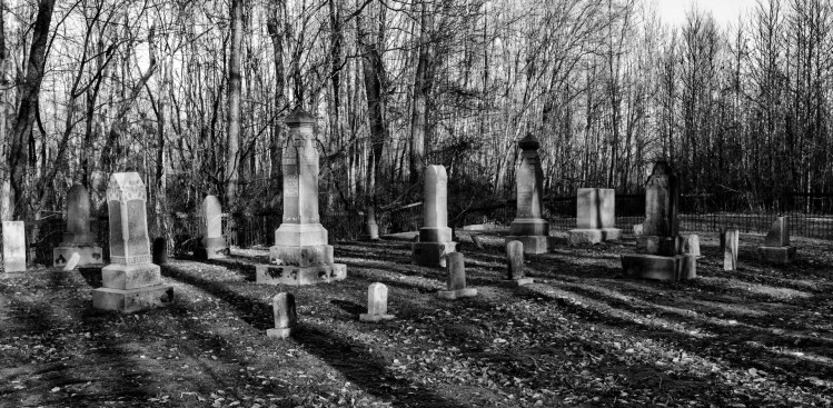 Bachelor's Grove Cemetery: Haunted Places in Illinois