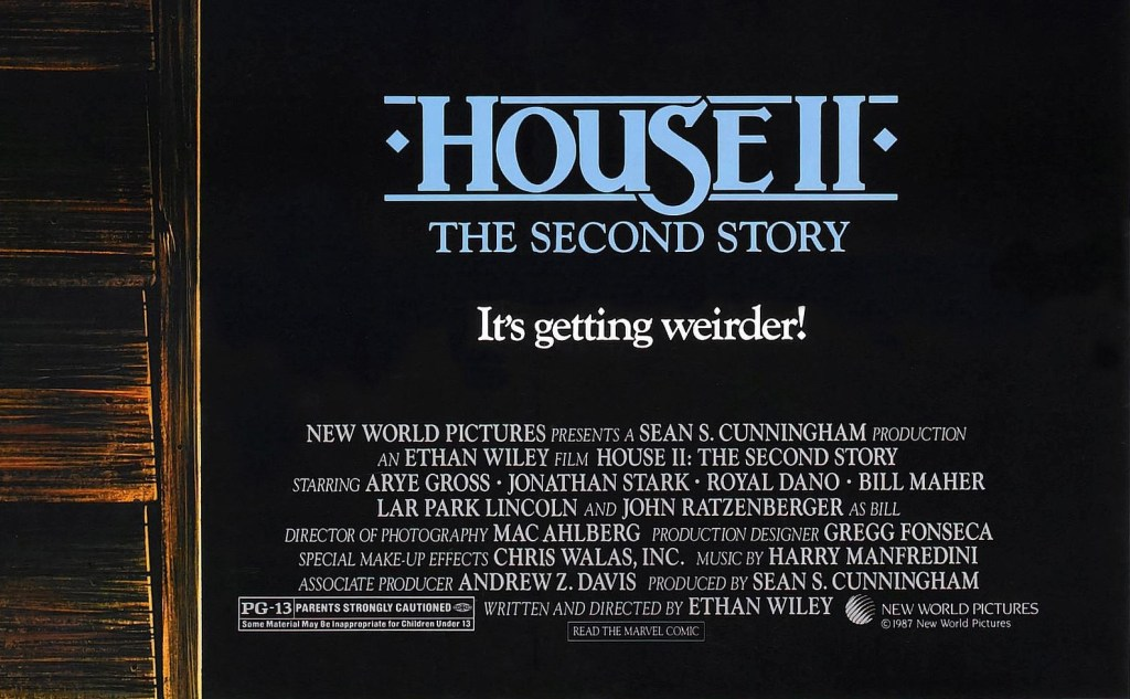 House 2 (1987)