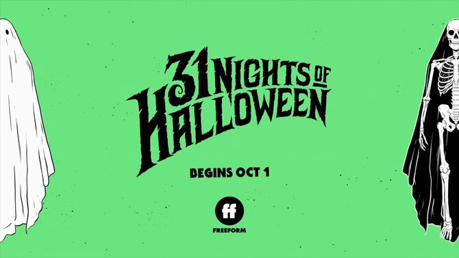 31 Nights of Halloween 2020