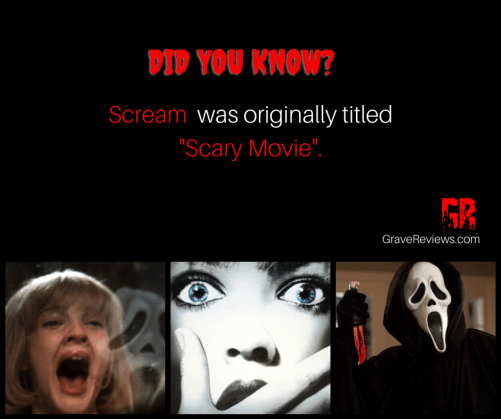 Horror Movie Facts