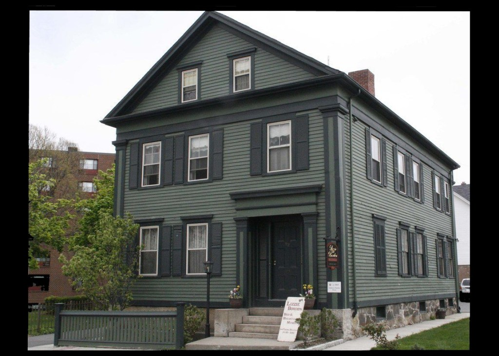 Lizzie Borden Murder House on Sale