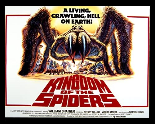 Kingdom of Spiders (1977)