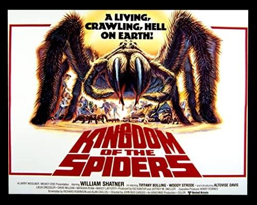 Kingdom of Spiders (1977)