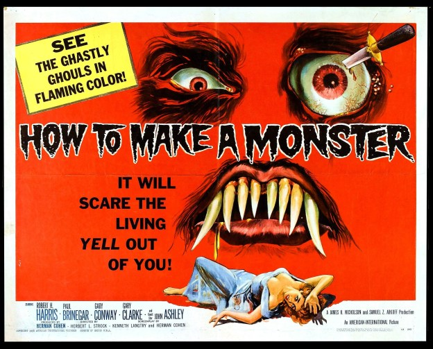 How to make a monster (1958)