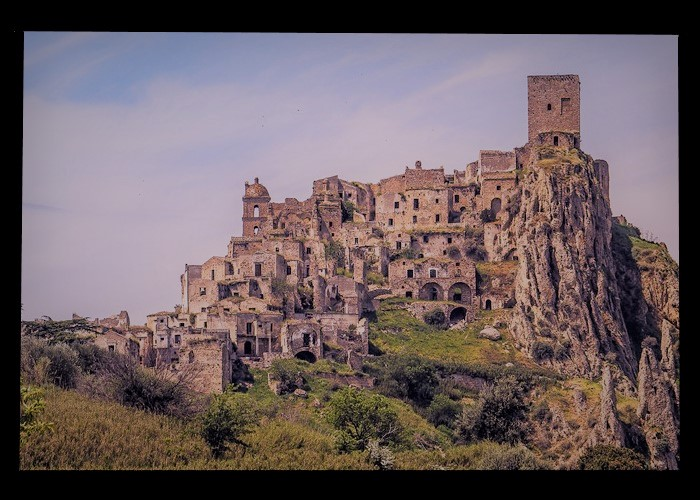 The Haunting Ruins of Craco Italy