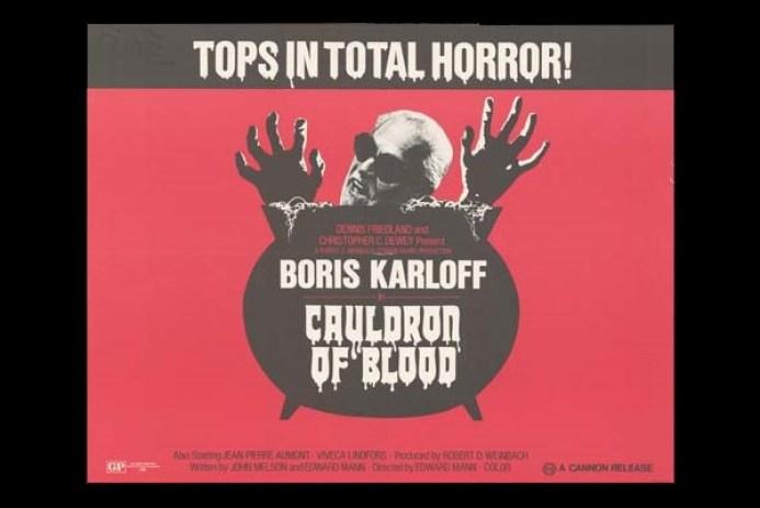 Cauldron of Blood (1971)