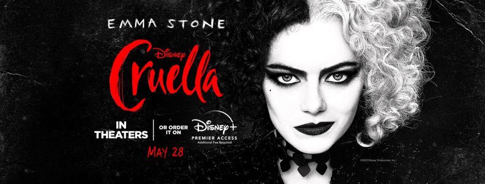 Disney Releases New Cruella Movie Sneak Peek