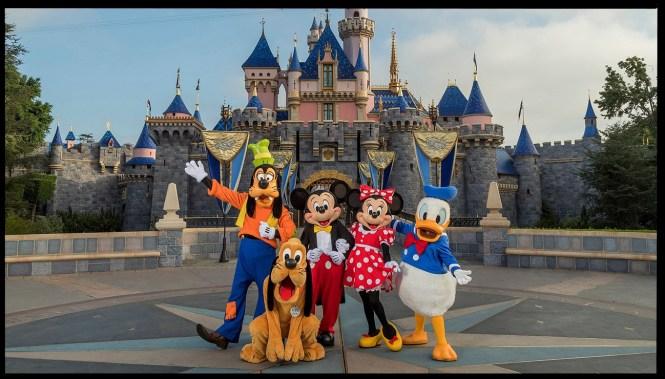 Disneyland Resort to Reopen on June 15