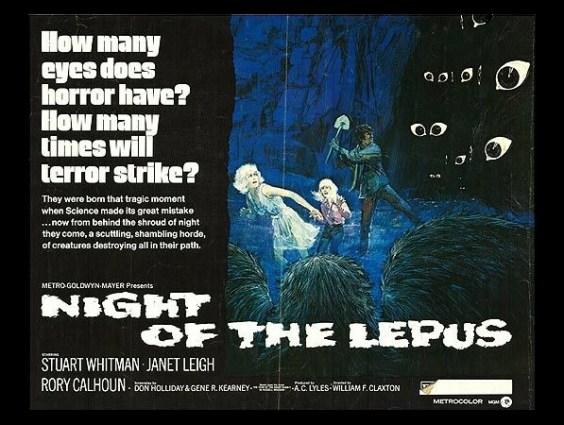 Night of the Lepus (1972)