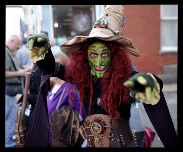 Salem Haunted Happenings
