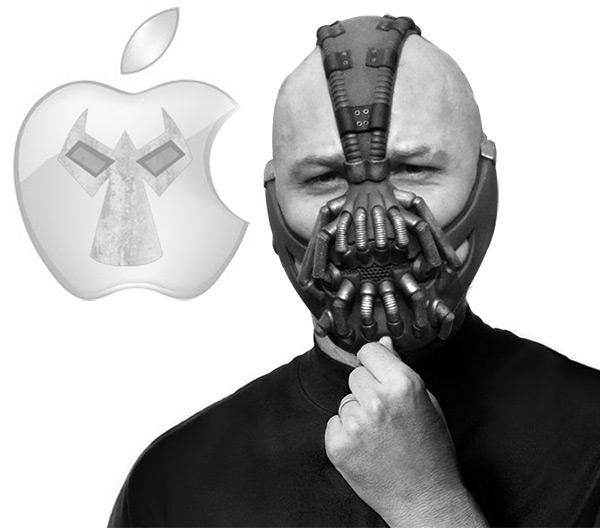 Bane Steve Jobs