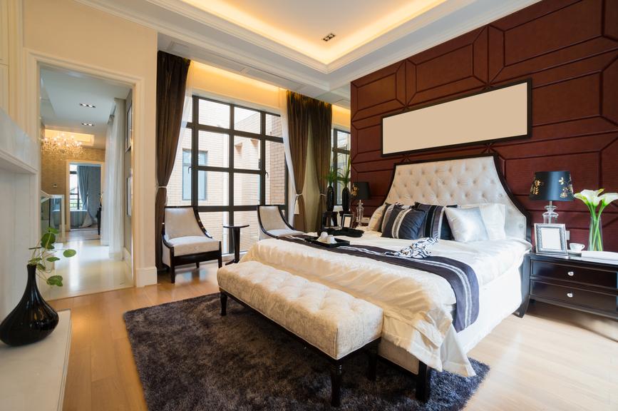 45+ Smart And Minimalist Modern Master Bedroom Design