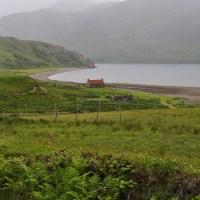 abandoned graves - Kildonan, Little Loch Broom