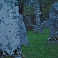 killed at a graveyard